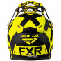 fxr racing clutch boost  helmets full face - snowmobile