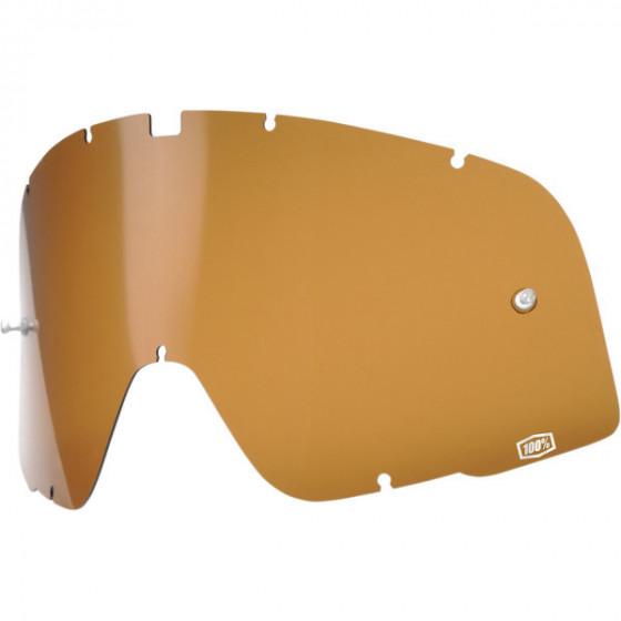 100% classic barstow lens goggles - dirt bike