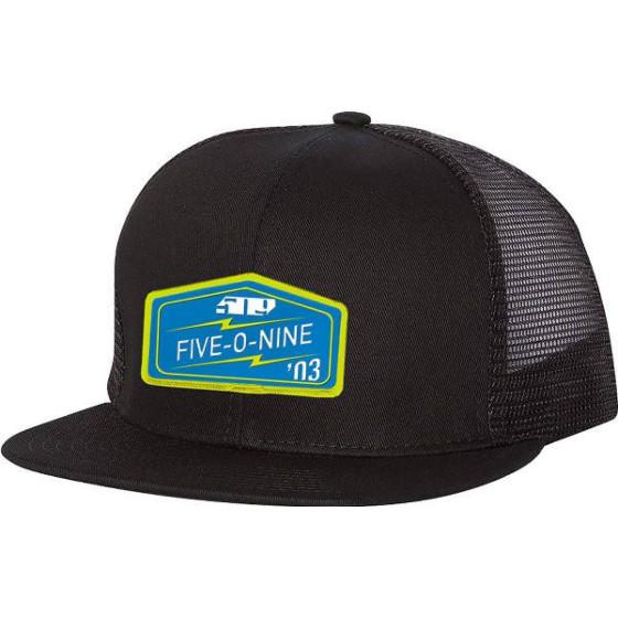 509black trucker petrol  hats snapback hats - casual