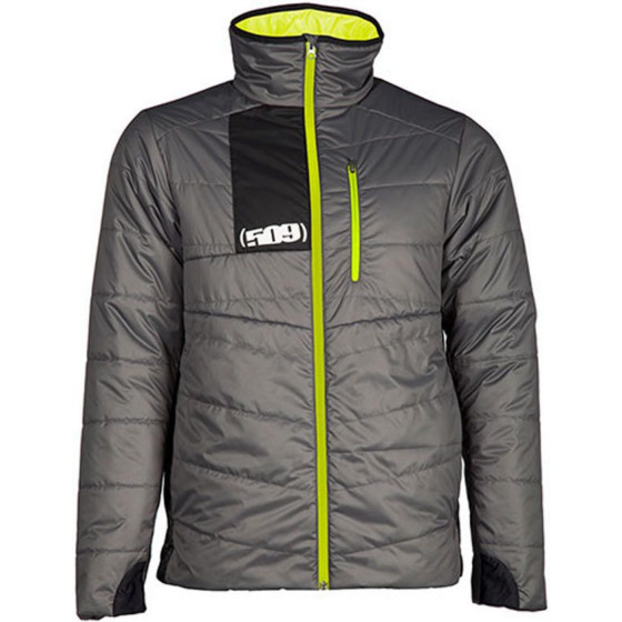 509large hi-vis gray   insulation loft syn  jackets - casual