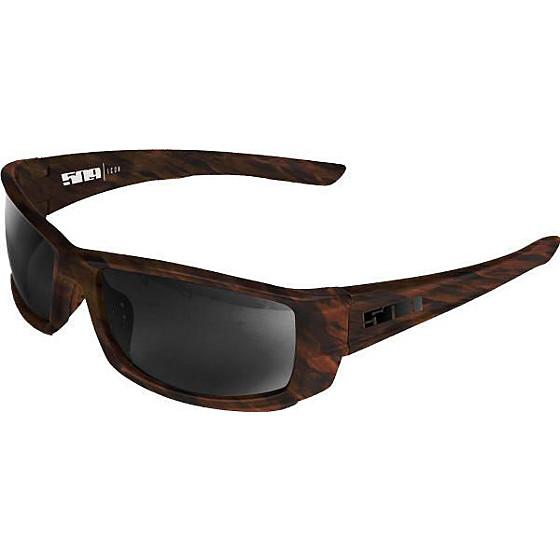 509tortoise/smoke matte polarized icon  sunglasses - casual