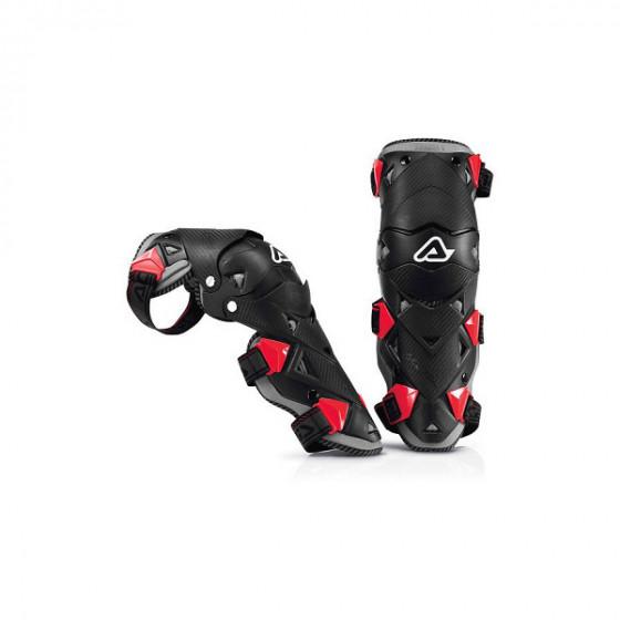 acerbis evo impact adult knee & shin guards - dirt bike