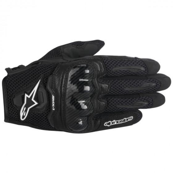 alpinestars air smx-1 stella gloves mesh - motorcycle