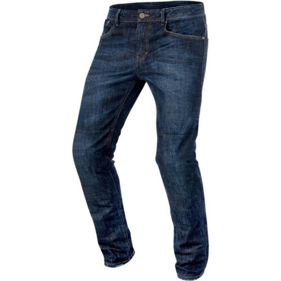 alpinestars   denim copper pants textile - motorcycle
