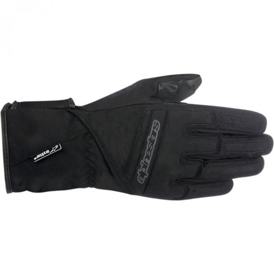 alpinestars drystar sr-3 stella gloves textile - motorcycle