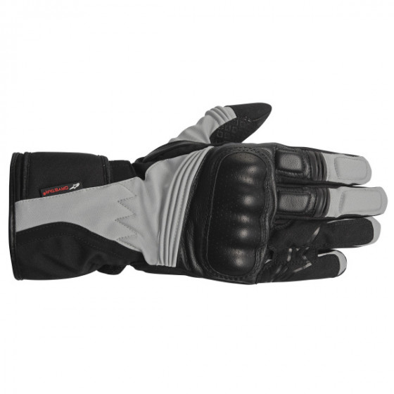 alpinestars drystar valparaiso gloves textile - motorcycle
