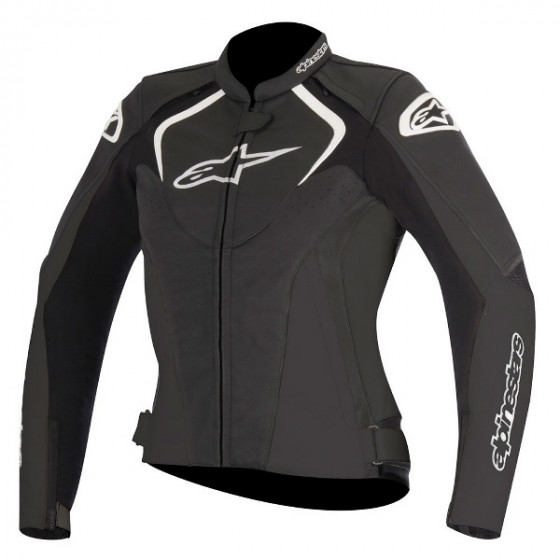 alpinestars jaws stella jacket leather - motorcycle