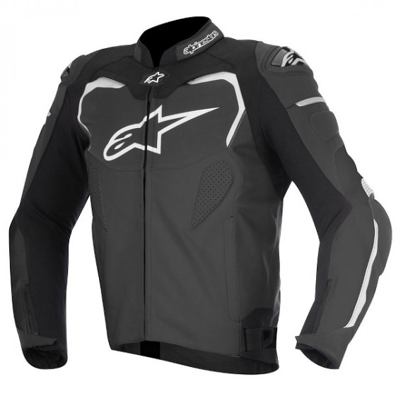 alpinestars pro gp jacket leather - motorcycle