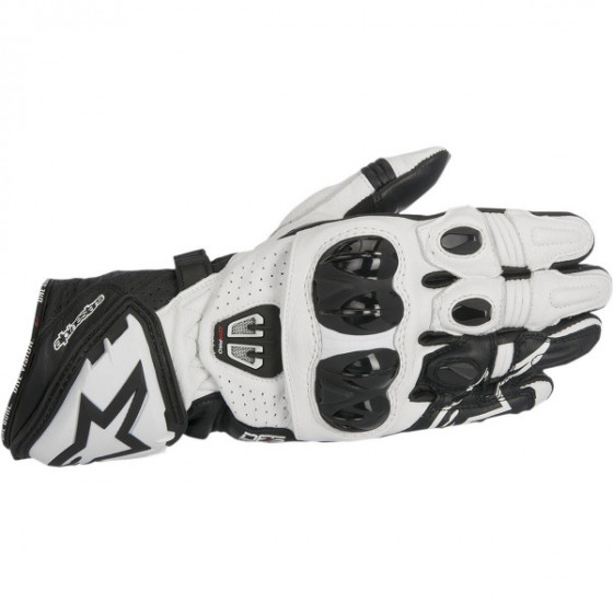 alpinestars r2 pro gp gloves leather - motorcycle