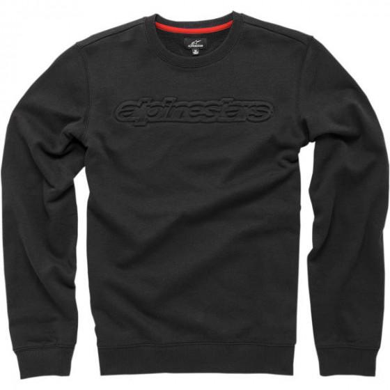 alpinestars sweater fleece recognize  long sleeve - casual