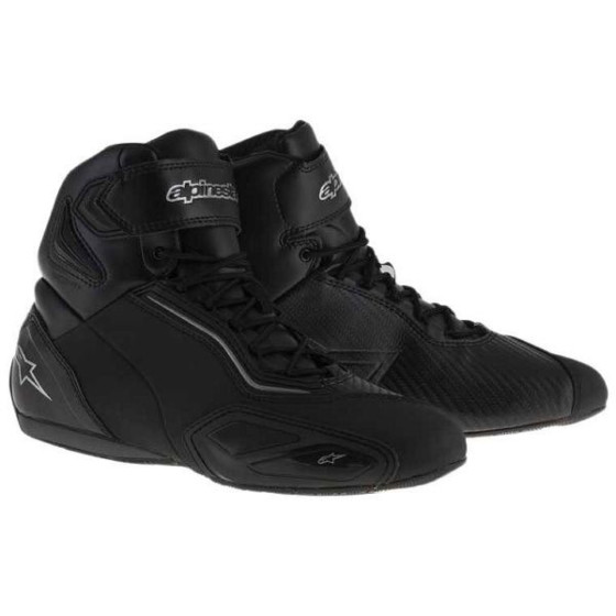 alpinestars waterproof 2 faster boots shoes - motorcycle
