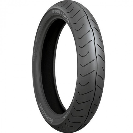 bridgestone front radial goldwings honda g709f touring tires - motorcycle