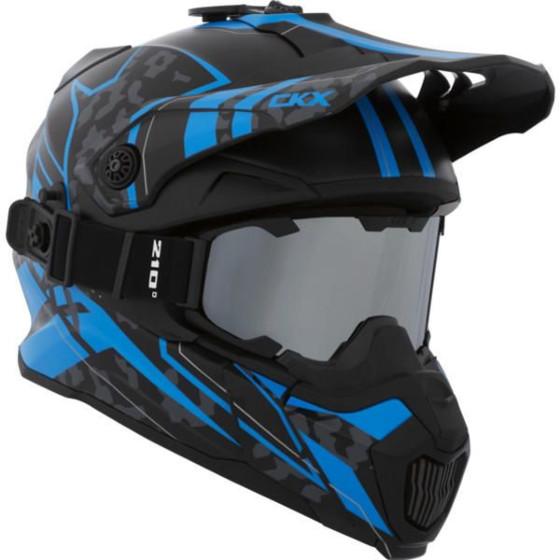 ckx sandstorm titan adult helmet - dirt bike