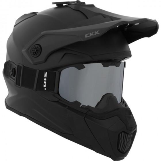 ckx solid titan adult helmet - dirt bike