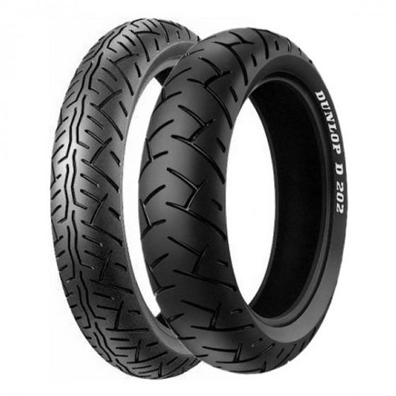 dunlop front d202 sport tires - motorcycle