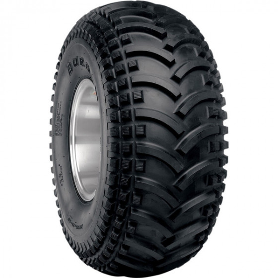 duro front/rear booger wooley hf243 tires - atv utv