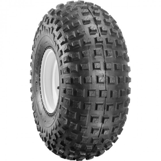 duro front/rear knobby hf240a tires - atv utv