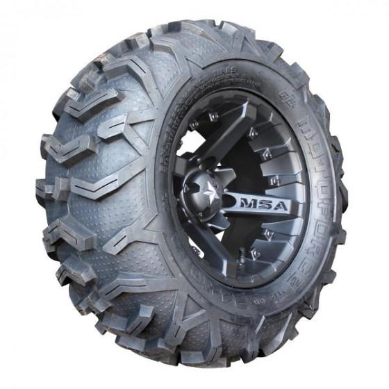 efxtire (radial) rear motoforce utility - atv utv