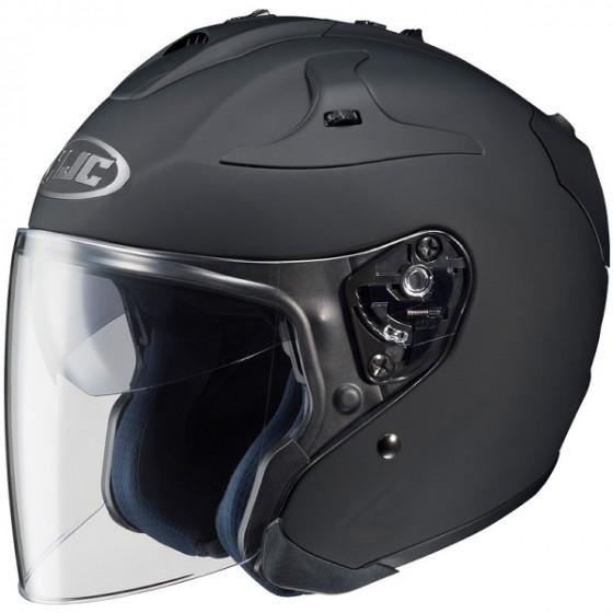 HJC solid fg-jet helmet - casual