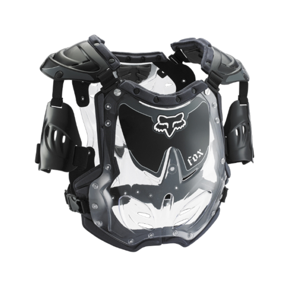 fox racing r3  roost deflectors - dirt bike