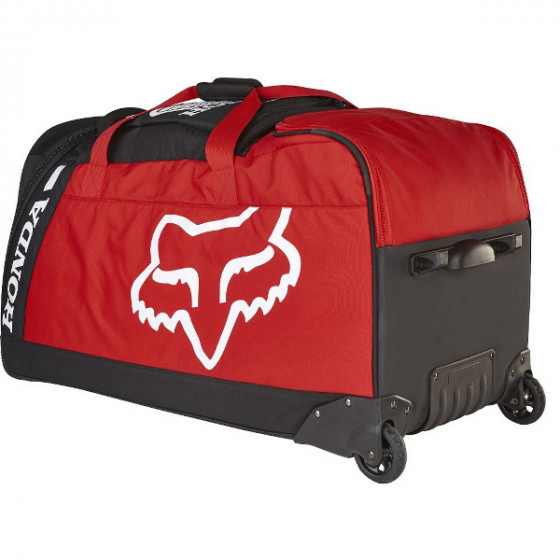 fox racing shuttle honda bags roller bags - bags