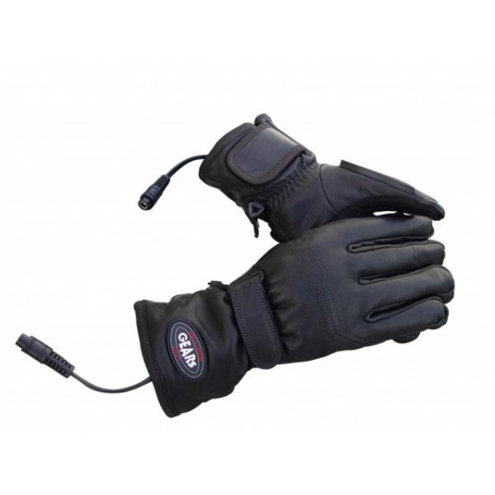 gears canada heated tek warm x-4 gen gloves - heated gear