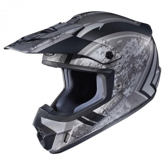 hjc squad cs-mx2 helmet - dirt bike