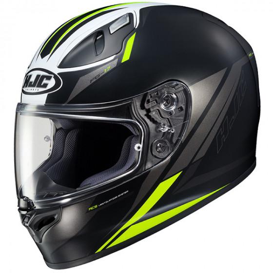 hjc valve fg-17  full face - motorcycle