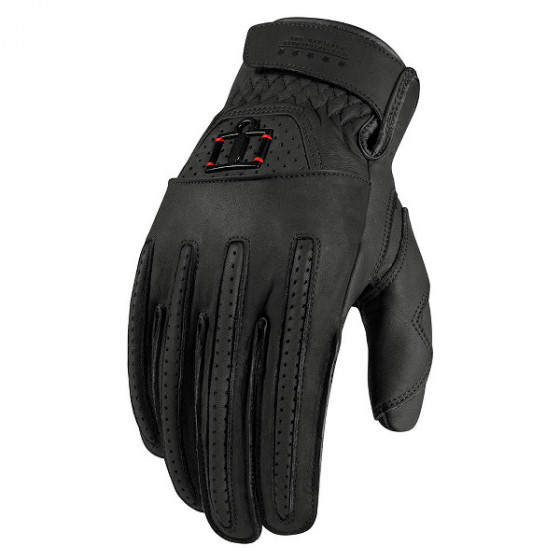 icon rimfire 1000 gloves leather - motorcycle