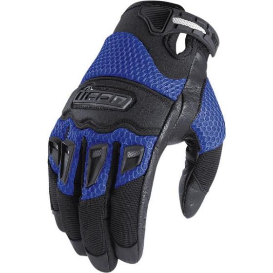 icon twenty-niner gloves mesh - motorcycle