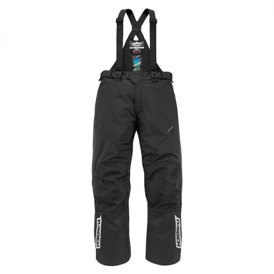 icon waterproof monochromatic dkr raiden pants textile - motorcycle