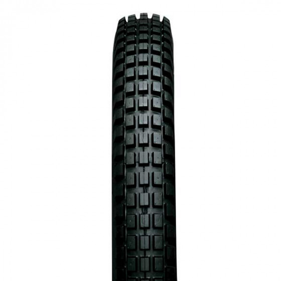 irc front tr011 winner trial dual sport tires - motorcycle