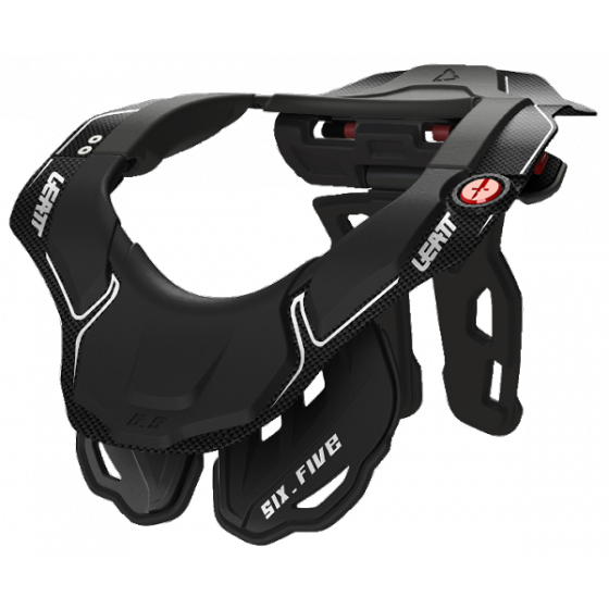 leatt 6.5 gpx  neck braces - dirt bike