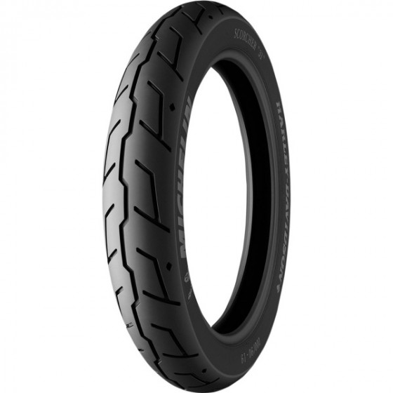michelin front 31 scorcher touring tires - motorcycle