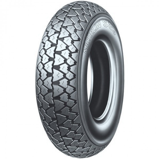michelin front/rear s83 scooter tires - motorcycle