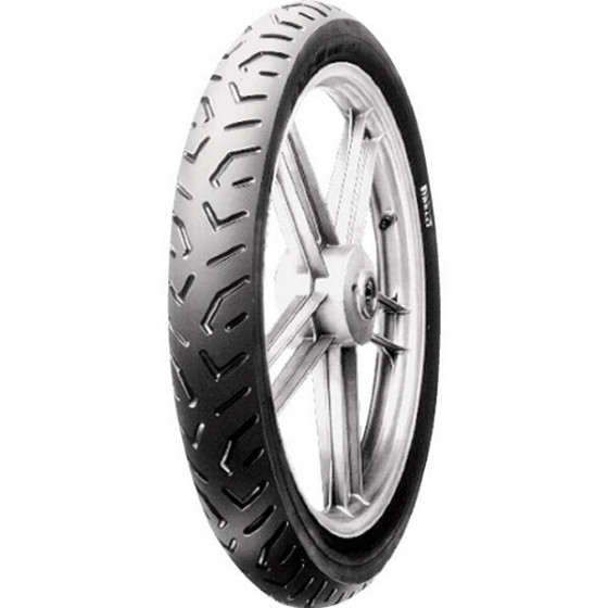 pirelli front/rear 75 ml scooter tires - motorcycle