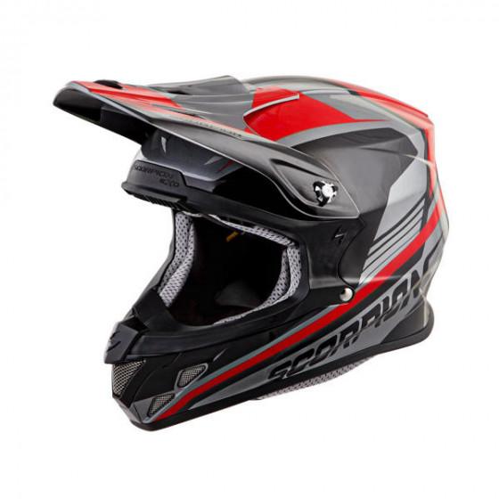 scorpion ascend vx-r70 adult helmet - dirt bike