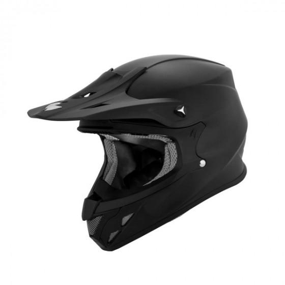 scorpion solid vx-r70 adult helmet - dirt bike