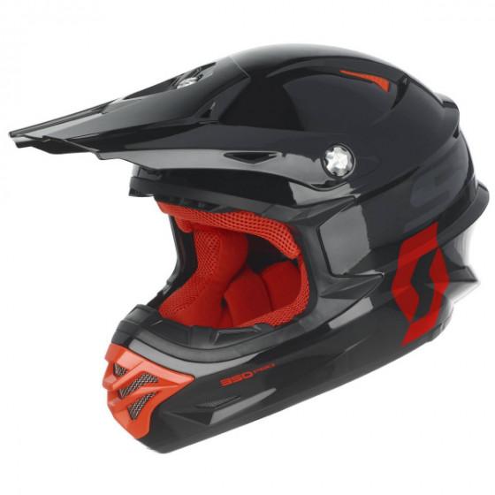 scott pro 350 helmet - dirt bike