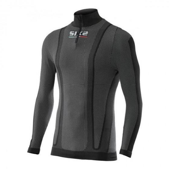sixs zip fiber carbon layers base tops - dirt bike