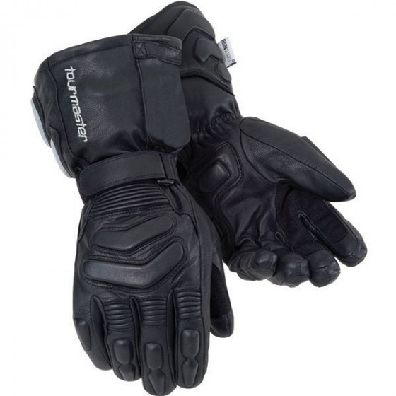 synergy 2.0 leather heated electrically gear heated gloves - heated gear