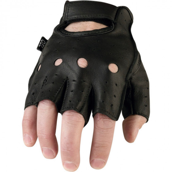z1r half 243 gloves leather - motorcycle
