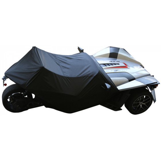 nelson rigg slingshot polaris cover half covers storage covers - motorcycle