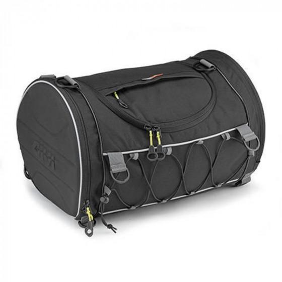 givi t easy ea107b/ea107gr luggage tail & rack bags - motorcycle