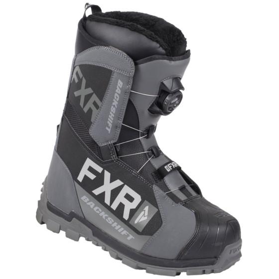 fxr racing    boa backshift adult boots boa boots - snowmobile