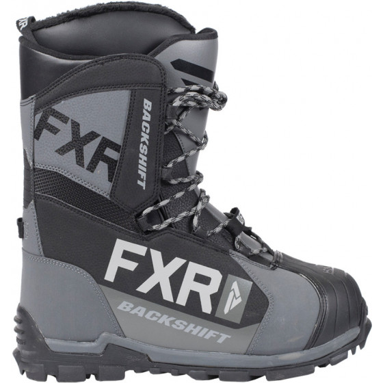 fxr racing speed backshift adult boots lace boots - snowmobile