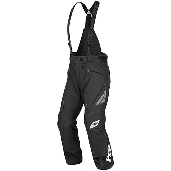 fxr racing  lite mission  pants non-insulated - snowmobile