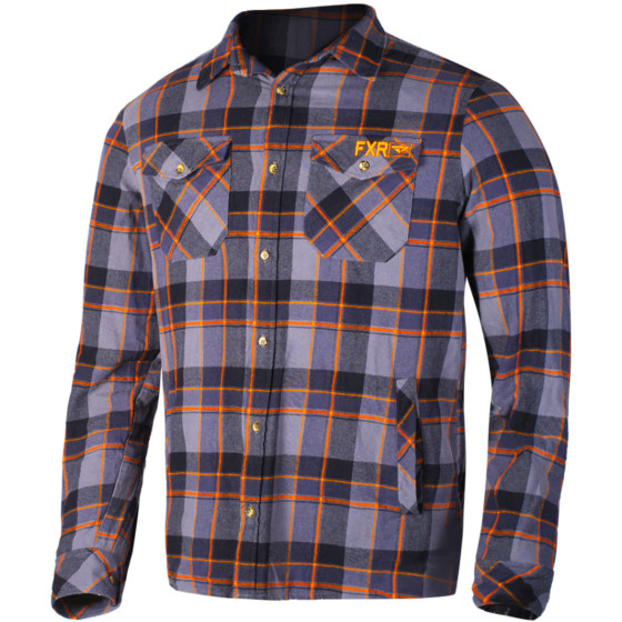 fxr racing timber plaid - casual