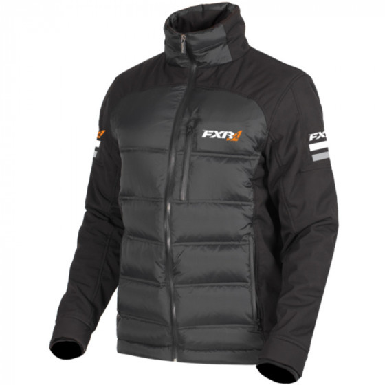 fxr racing jackets  podium down (insulated) jackets - casual