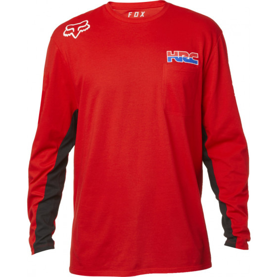 fox racing airline hrc  long sleeve - casual